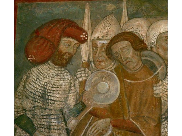 Peintures murales des Hautes-Alpes, XVe-XVIe siècles - Collectif
